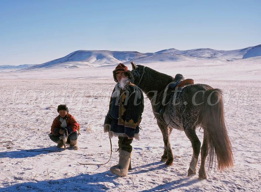 Cuidadores de caballos II