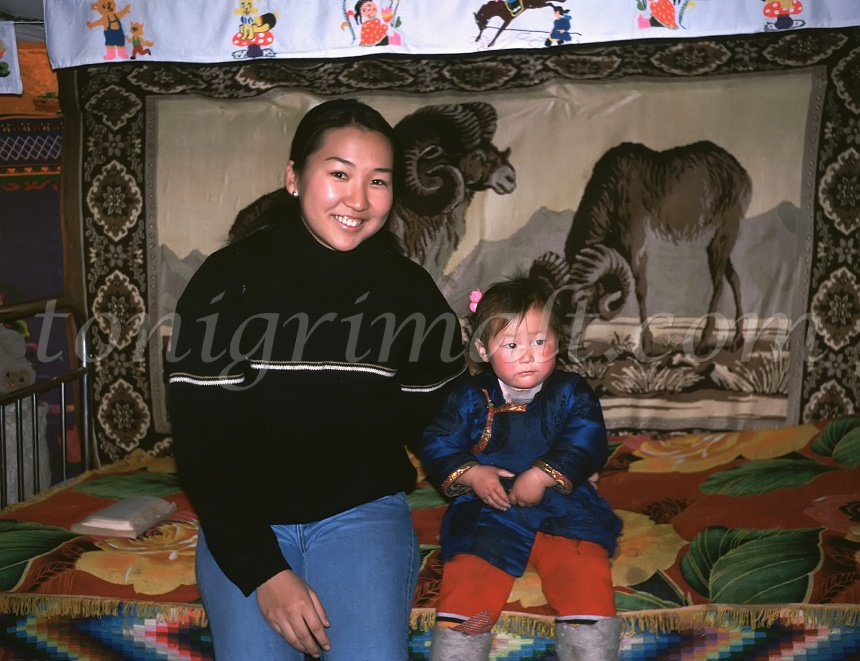 SiSi y la niña